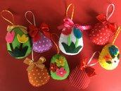 Uova di Pasqua: decorare l'albero pasquale!