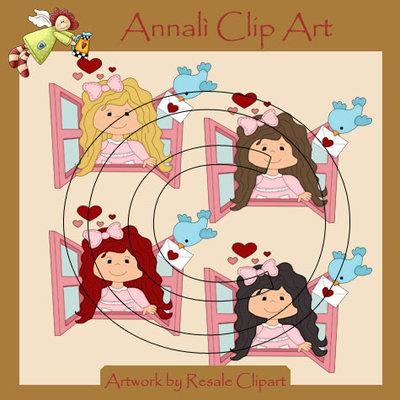 L'Amore è nell'Aria - S. Valentino - Clip Art - Immagini