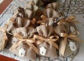 bomboniera sacchetto confetti