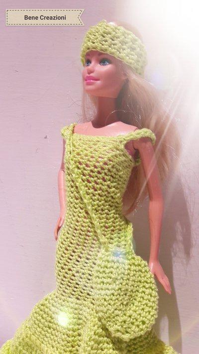 Offerta Due Abiti Barbie Alluncinetto Bambini Giocattoli Di