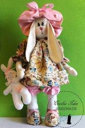 Bambola coniglietta LOLA
