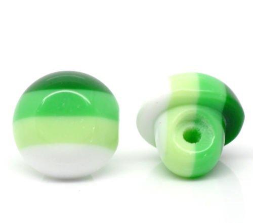 20 Bottoni a forma di Fungo funghetto 1,1 x 1,8 cm