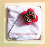 Reggiborsa - fimo crochet 'n color -
