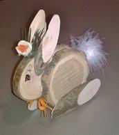 Coniglietto di legno