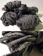 Filato di Jersey jeans nero n.104 - 7.2mt