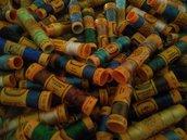 Rocchetti  Filo di Seta colorati (100 pz)