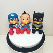 Baby Super Heroes (1pezzo)