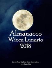 ALMANACCO WICCA LUNARIO 2018