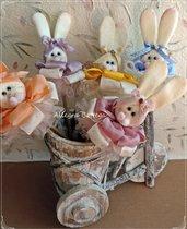 Conigliette di primavera