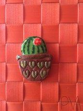 Cactus 🌵 calamita personalizzabile