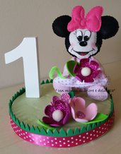 CAKE TOPPER: MINNIE
