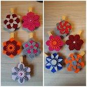 Chiudi pacco - segnaposto floreali