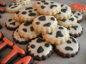 galletas motivo vaca