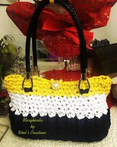 Borsa Margherita by Wool's Creations
