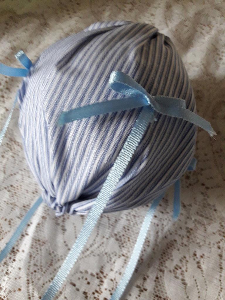 Fiocco Nascita mongolfiera