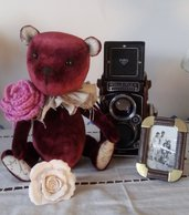 Teddy da collezione - Skye