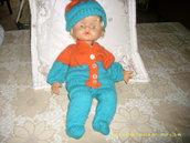 vestiti per bambola