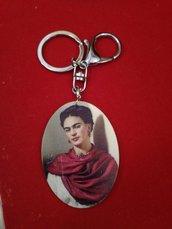 Portachiavi ciondolo Frida kahlo