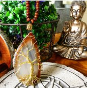 Magic tree of life Agate