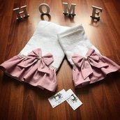 Asciugamani 1+1 rosa