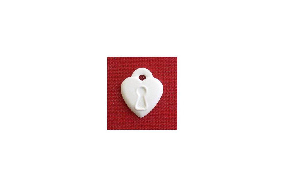 Gessetto Chiave in gesso ceramico per bomboniere