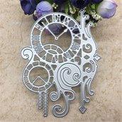 Fustella in metallo orologi con decorazioni