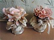 Vasi di rose