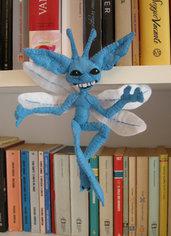Pixie - folletto della cornovaglia - harry potter - trono di spade - animali fantastici - fantasy