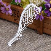 Fustella in metallo con motivo ornamentale