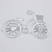 Fustella in metallo bicicletta ft20