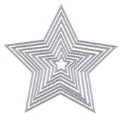 Fustelle in metallo stelle ft10