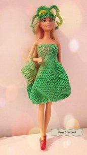 Abito Barbie Primavera