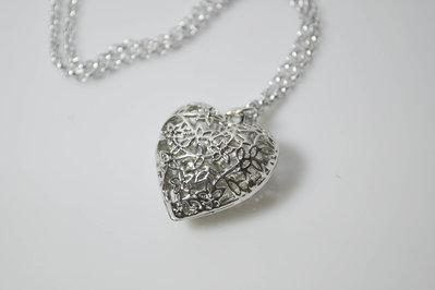 2b25d93494 ... collana ciondolo chiama angeli gravidanza bola messicana catena lunga con  cuore