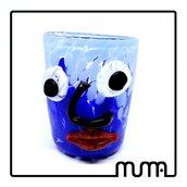 Pezzo unico! Goto, bicchiere in vetro Murano. Vera occasione!! Murano glass