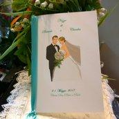 Libretto messa personalizzato sposi