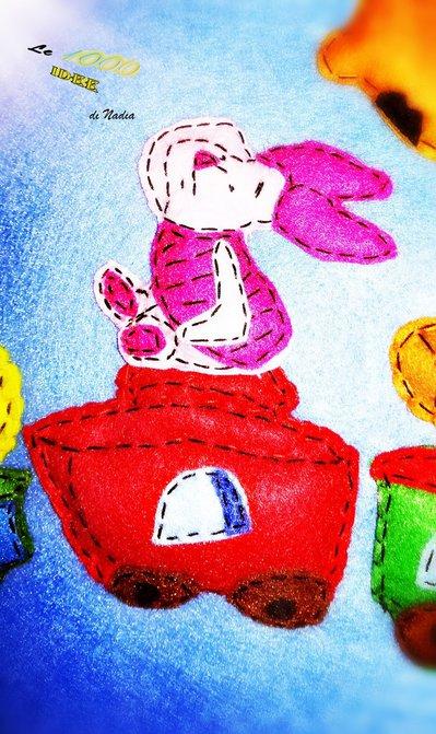 Banner per cameretta Winnie the Pooh - Bambini - Cameretta - di Le ...