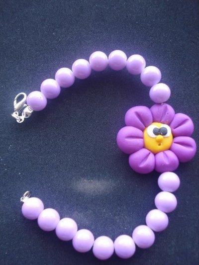 bracciale fiore