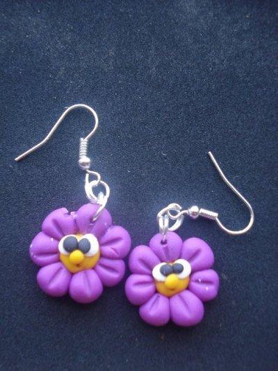 orecchini fiorellini