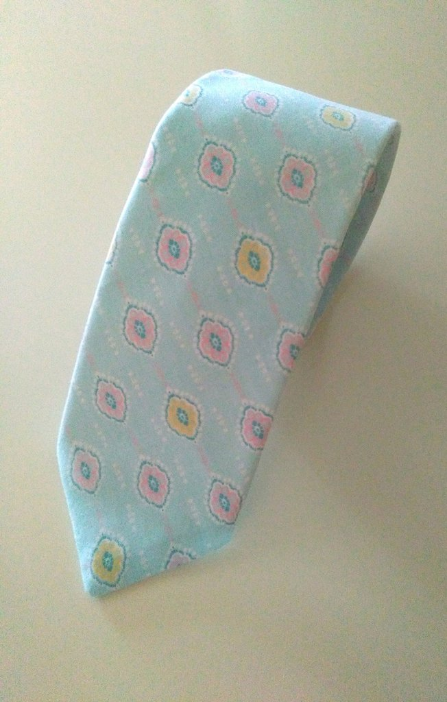 Cravatte cotone fantasia