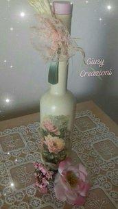 Bottiglia da collezione