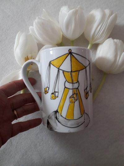 Tazze mug personalizzate con le vostre preferenze
