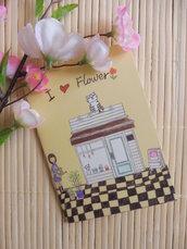 Mini quaderno, taccuino, notebook