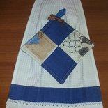 Asciugamano da cucina+presina