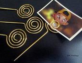 Asticella/Spirale portafoto  (12cmx2mm) (cod. new)