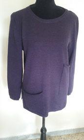 maglia donna lana o cotone