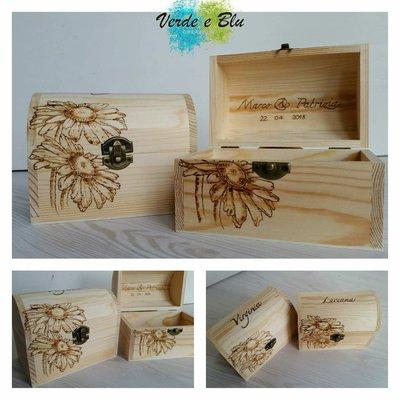 portagioie in legno personalizzato