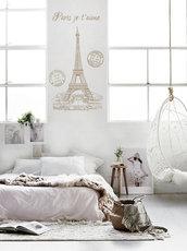 Adesivo Paris je t'aime