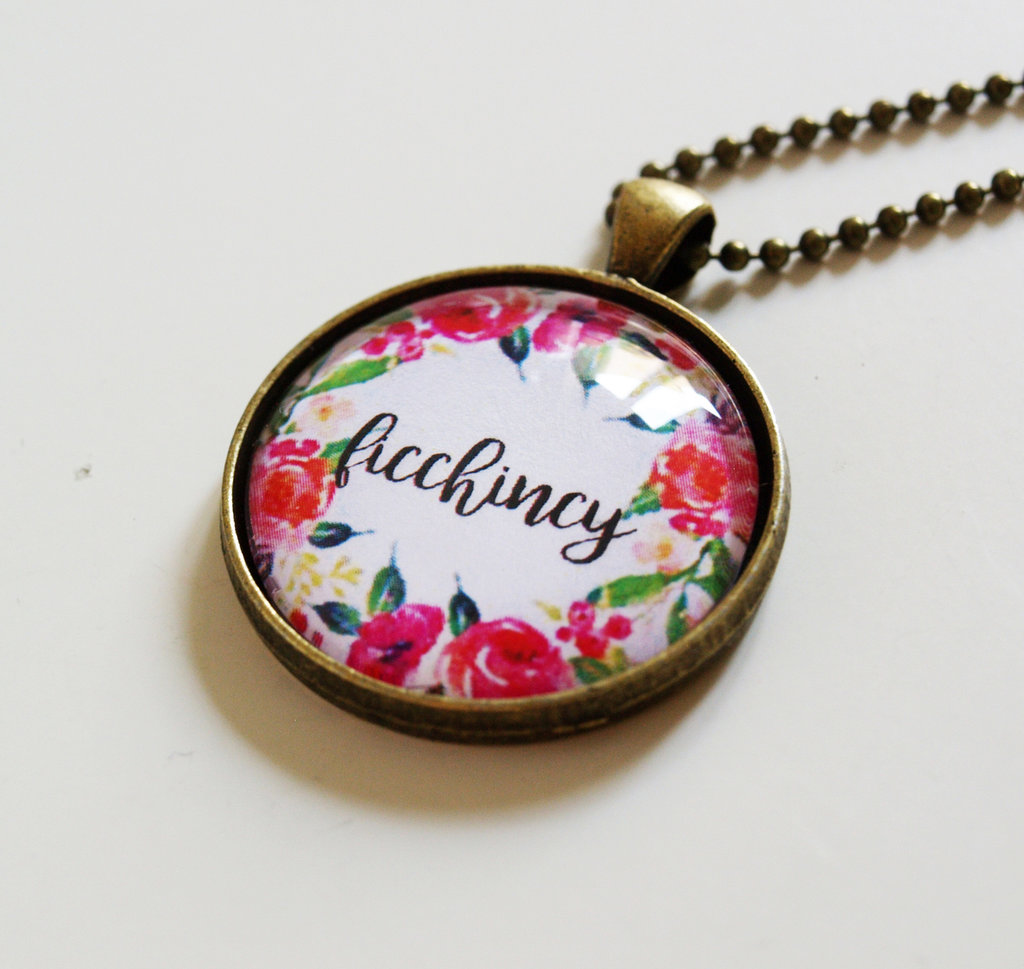 Collana Pink Ficchincy