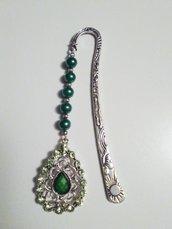 Segnalibro smeraldo orientale