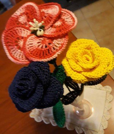 Bellissimi fiori colorati